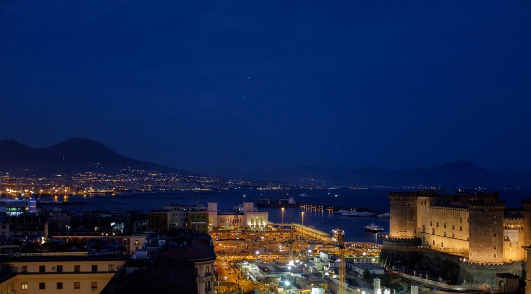 Bay of Naples, Italy, June 4, 2017 | © Courtesy of sarahtarno.