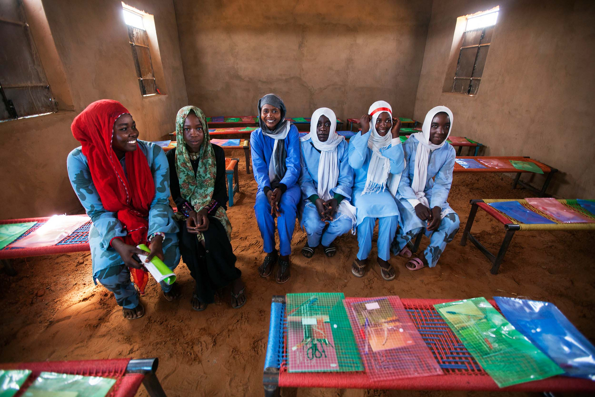 School opening in Zam Zam, North Darfur, Sudan, June 22, 2014 | © Courtesy of Albert González Farran/UNAMID/Flickr.